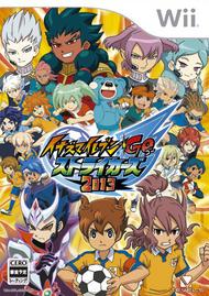 Inazuma Eleven GO Strikers 2013 Cover