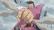 Kibayama breaking a stone (GO movie HQ)