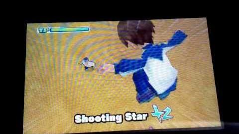 Shooting Star - Inazuma Eleven 3 Lightning Bolt