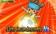 Salto Incandescente (3DS)