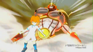 Taiyou in Inazuma Eleven GO Strikers 2013
