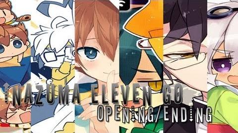 Inazuma Eleven GO Chrono Stone Ending 2