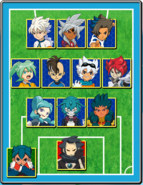 Alineación de Battle Eleven (SO)