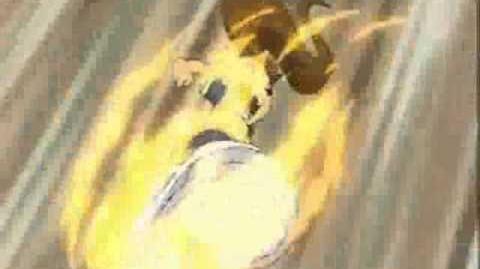 Inazuma eleven - patada kung fu