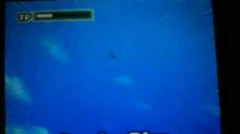 Special move - Condor Dive - Inazuma Eleven