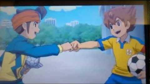 Alba12aste/3DS Inazuma Eleven Go 2 Chrono Stone Neppu/Raimei: Cutscene 63