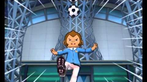 Goal Celebrations パフォーマンス集 Inazuma Eleven GO3 Galaxy