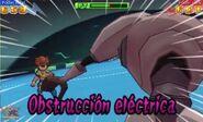 Obstrucción eléctrica 3DS 1