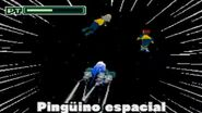 Pinguino espacial ds 2