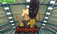 Piroquinesis 3DS 2