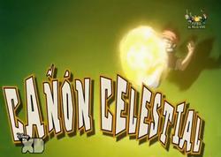 Cañon Celestial Español