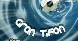 Gran tifón
