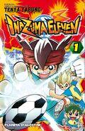 InazumaElevenMangaVOL1