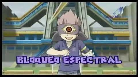 Inazuma Eleven Anime - Bloqueo Espectral