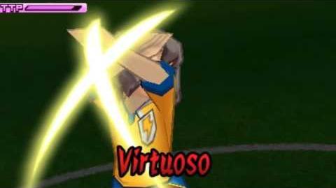Inazuma Eleven GO - Virtuoso