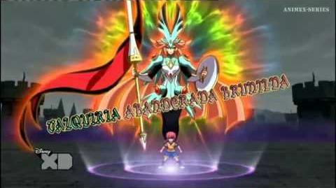 Inazuma Eleven GO Chrono Stone Orden de Ataque 04-0