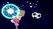 Tiro del Cometa 3