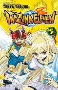 InazumaElevenMangaVOL5