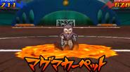 Alfombra de Magma 3DS 5