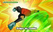 Golpe de Samba (IE 3-3DS)