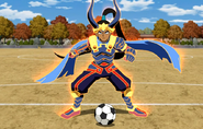 Nishiki armed