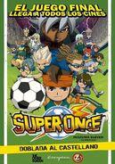 Super Once La Película Poster (Argentina)