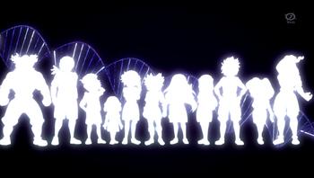 Explicación de los CSF (anime)