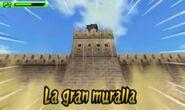 Gran muralla 3DS 3