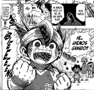 Victoria raimon manga