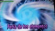 Furia de los elementos 3DS 5