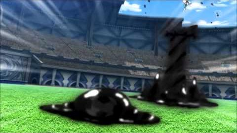 Inazuma Eleven GO Galaxy 8 - Oil Rush (オイルラッシュ) HD