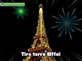 Tiro Torre Eiffel