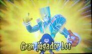 Gran jugador Lot 3DS