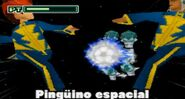 Pinguino espacial ds 3