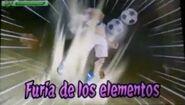 Furia de los elementos 3DS 4
