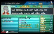 Richard Roake características