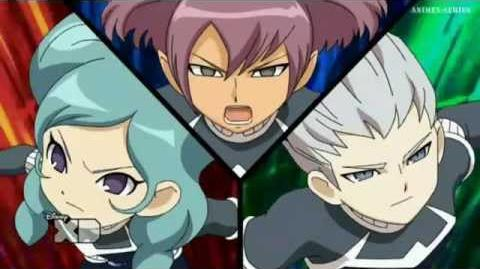 Inazuma Eleven GO CS Orden de Tiro 24 vs Repulsión