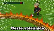 Corte volcánico ds 2