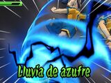 Lluvia de Azufre