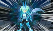 Robin velocidad de la luz armadura wii