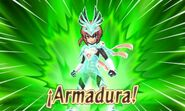 Armadura de Brunilda (3DS)