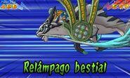 Relámpago Bestial (Baihu-3DS)