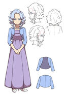 Irina (Artwork y Concepto)
