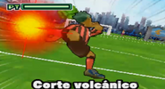 Corte volcánico ds