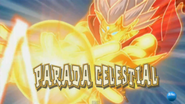 Parada celestial 8