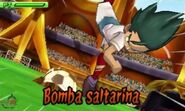 Bomba saltarina 3DS 2