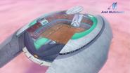Estadio Silice (En el aire)