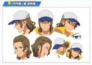 Diseños de Yuichiro
