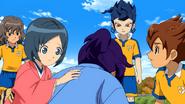 Aoi taking care of Okita CS27HQ