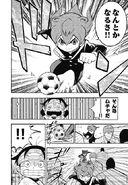 Inazuma Eleven GO Manga 3